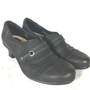 Earth Womens Leather Shoes Pumps Size 8.5 D Whirlw